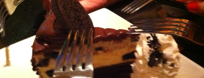 The Cheesecake Factory is one of UAE: Dining & Coffee.