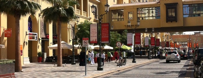 The Walk at JBR is one of dubai.