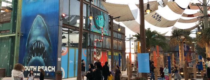 La Mer is one of Dubai , UAE.