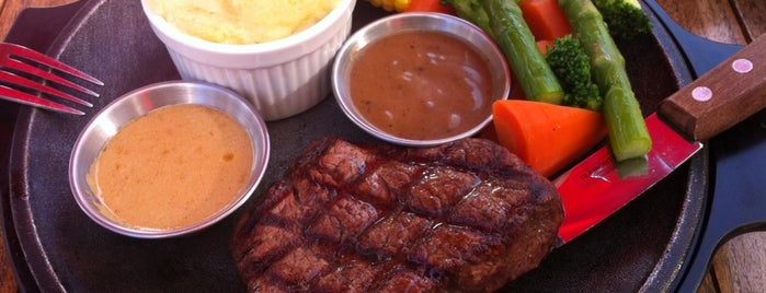 Steaky is one of UAE: Dining & Coffee.