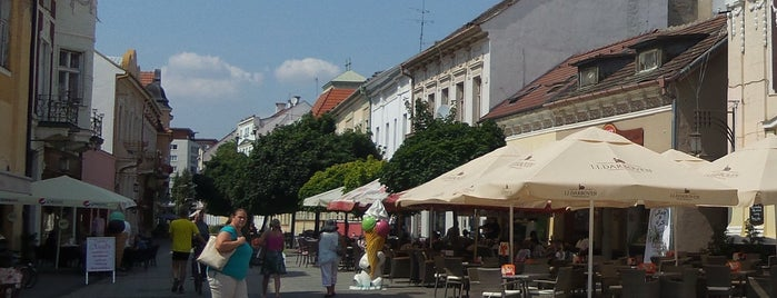 Centrum PN is one of Slovakia: Dining, Coffee, Nightlife & Outings.