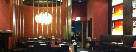 Chopsticks is one of UAE: Dining & Coffee.