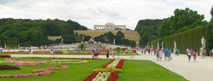 Château de Schönbrunn is one of Austria: Dining, Coffee, Nightlife & Outings.