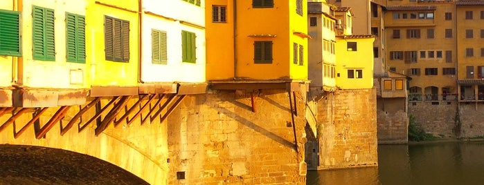 Ponte Vecchio is one of Italy: Dining, Coffee, Nightlife & Outings.