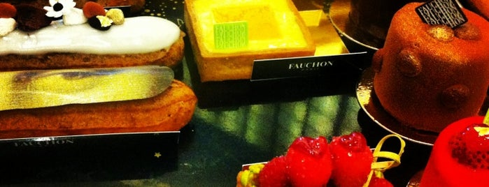 Fauchon Café is one of UAE: Dining & Coffee.