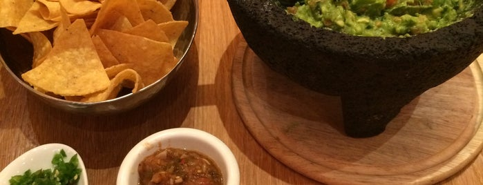 Rosa Mexicano is one of UAE: Dining & Coffee.