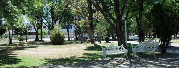 Parque La Estancia is one of Tempat yang Disukai aldu.