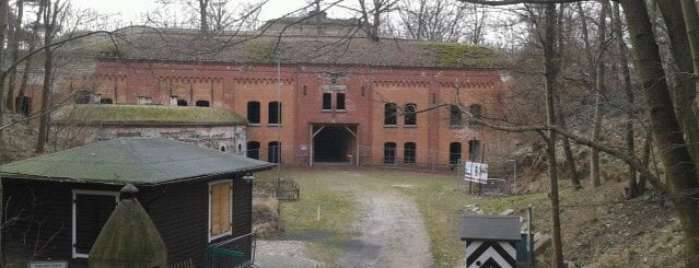 Fort Hahneberg is one of berlin.