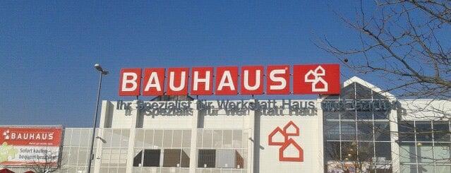 BAUHAUS is one of Berlin Spandau.