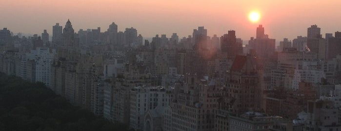 Central Park South is one of Lugares Especiais.