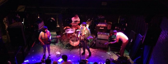 The Pour House Music Hall is one of RDU Baton - Raleigh Favorites.