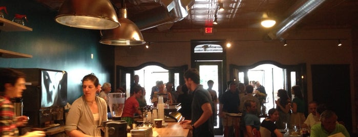 Joule Coffee & Table is one of Raleigh.
