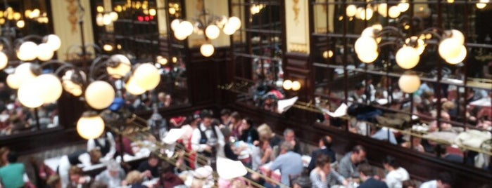Bouillon Chartier is one of Paris Things To Eat.