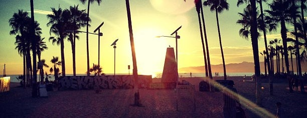 Venice Beach is one of [To-do] L.A..