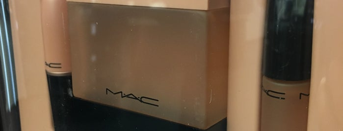 MAC Cosmetics is one of JFK.