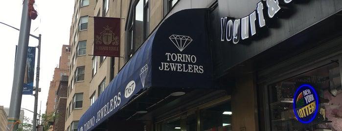 Torino Jewelers is one of Orte, die Geraldine  🤡😻😆💋👋 gefallen.