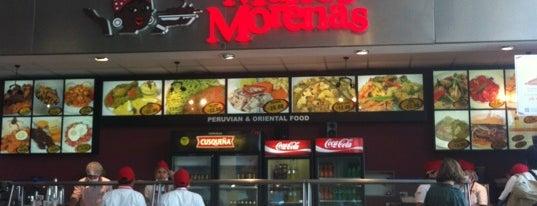 Manos Morenas is one of Perú.