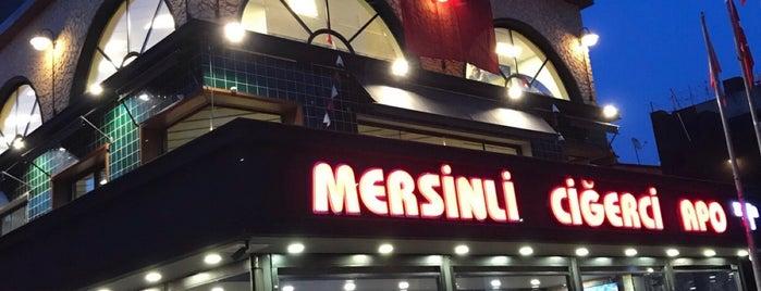 Mersinli Ciğerci Apo Ataşehir is one of Michelin'in Beğendiği Mekanlar.