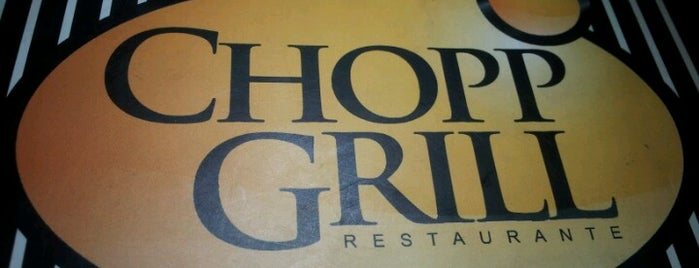 Chopp Grill is one of Bar.