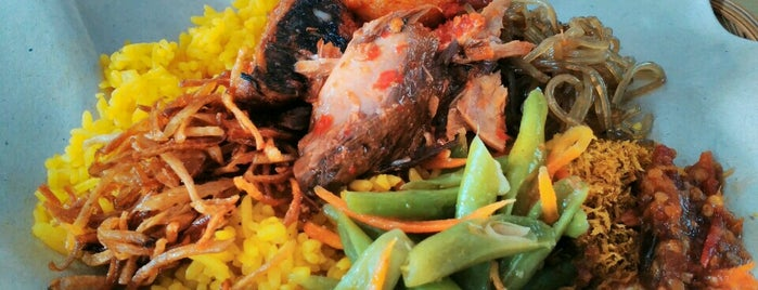 "Nasi Kuning Ambon ""Poka"" is one of Indonesia - wish list."