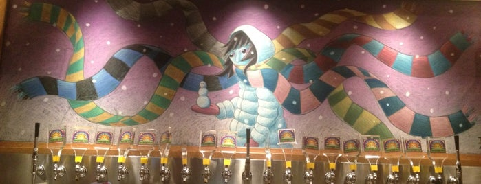 Vine Street Pub & Brewery is one of Craft Brewing Guide: Denver Colorado.