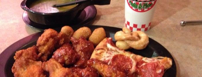 Vince's Pasta & Pizza is one of Posti che sono piaciuti a Jeff.