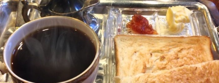 Coffee House Rouen is one of Tokyo Eats.