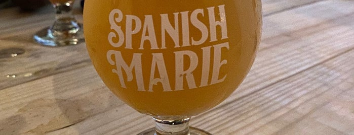 Spanish Marie Brewery is one of Miami.