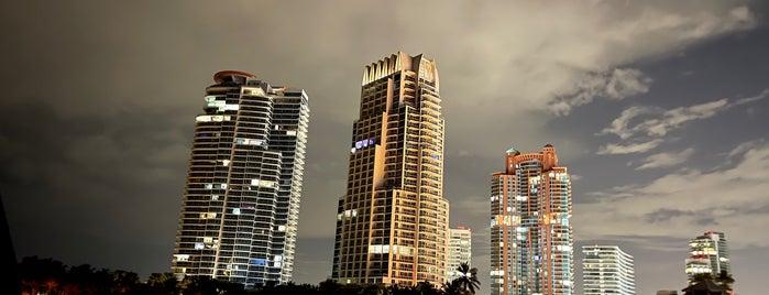 South Pointe Beach is one of Miami by Christina ✨.