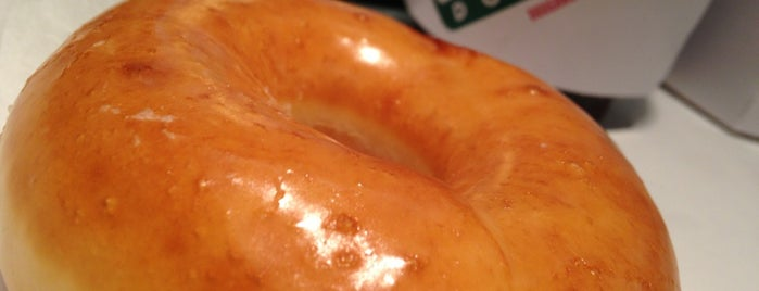Krispy Kreme Doughnuts is one of Top picks for Bakeries.