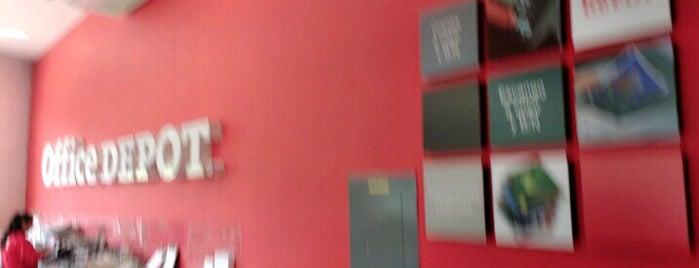 Office Depot is one of สถานที่ที่ Sergio ถูกใจ.