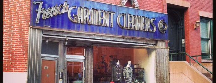 French Garment Cleaners Co. is one of no stunt no peasant.