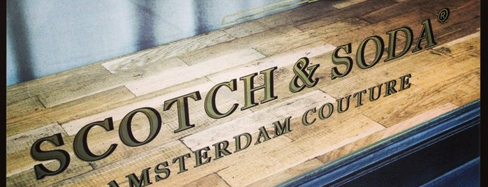 Scotch & Soda is one of Leigh 님이 저장한 장소.