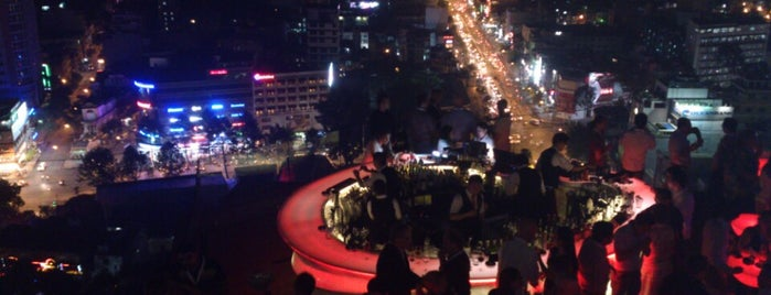 Chill Skybar is one of SAIGON Food Chemistry.