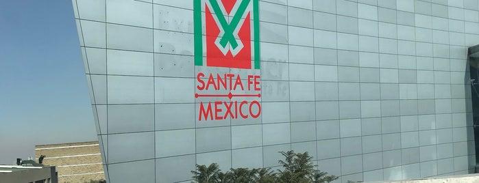 Punta del Parque Santa Fe is one of Df.