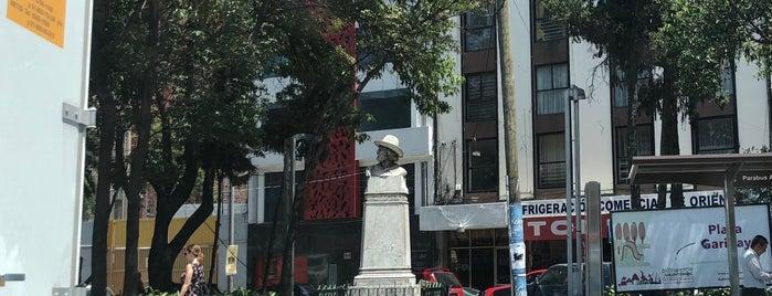 Busto de Garibaldi is one of Orte, die Cesar gefallen.