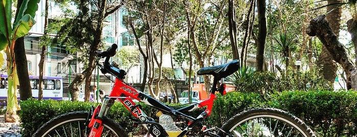 Café del Parque España is one of Rocio'nun Beğendiği Mekanlar.