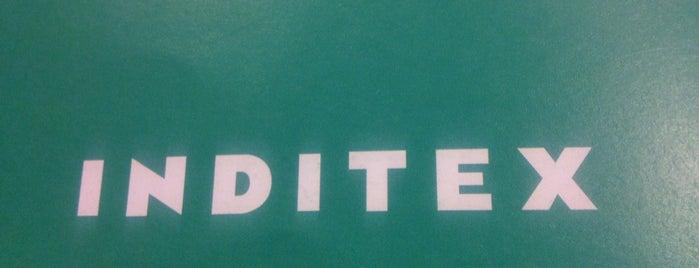 Inditex Russia is one of Posti salvati di Inga.