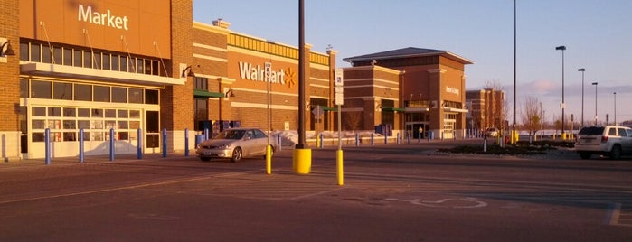 Walmart Supercenter is one of Fargo, ND Living.