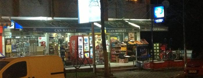 Can Market is one of Alışveriş.