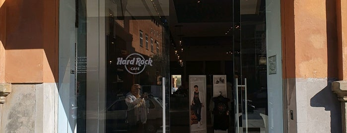 Hard Rock Shop is one of Travelling around the world.