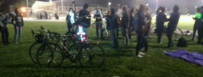 East Bay Bike Party is one of East Bay Attractions.