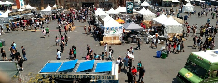 SF Street Food Festival 2015 is one of Lieux qui ont plu à Ben.