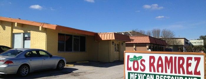 Los Ramirez is one of Chris : понравившиеся места.