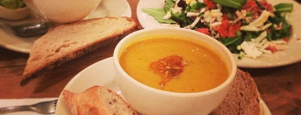 Le Pain Quotidien is one of Uptown Favorites.