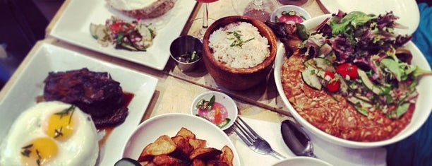 Maharlika Filipino Moderno is one of NYC Food Favourites.