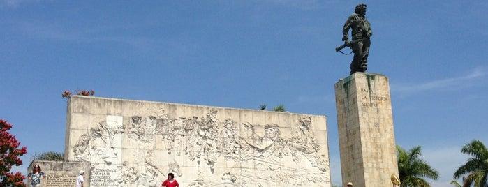Che Guevara Mausoleum is one of Havana.