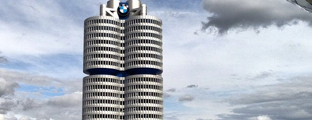 BMW Museum is one of mnichov.