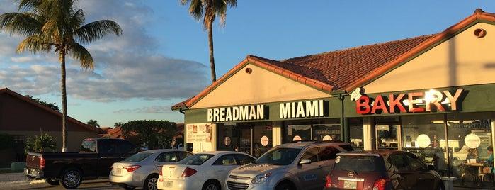 Breadman Miami Bakery is one of Best Patelitos in Miami.