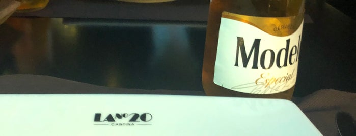 Cantina La N° 20 is one of Marianaさんのお気に入りスポット.
